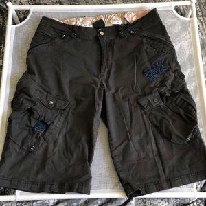 Fox Motocross Dark Cameo Cargo Shorts